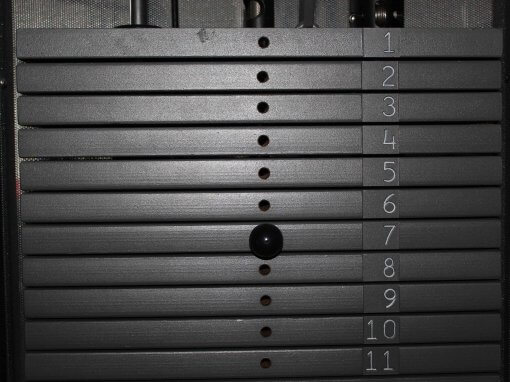 Weights Stack