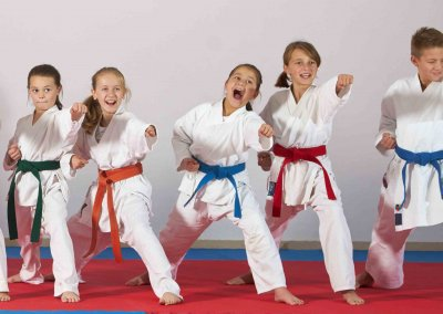 Kids Self Defence